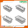 Retail Metal Gridwall Accessory Wire Basket