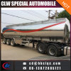 40m3 38m3 5454 Saudi Oil Semitrailer Aluminum Alloy Fue Tank Trailer