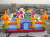 Theme of Happy Sheep and Bad Wolf Inflatable Fun City