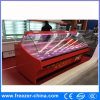 Ce Certification Gelato Freezer/Refrigerator Cabinet Hot Selling