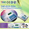 Thr-ECG-32A Portable Digital 3-Channel Interpretive ECG