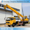 Rich Experience Manufacturer Heavy Lift Mobile Pickup Truck Cranes for Sales