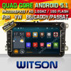 Witson Android 5.1 System Car DVD for VW Tiguan (W2-F9240V)
