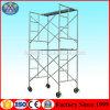 USA Galvanized Metal Climbing Scaffolding Ladder Frame