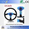 New Racer Titanium 350mm Sport Steering Wheel
