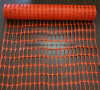 Eco Friendly Durable Barrier Mesh Orange Warning Net