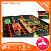 Trampoline Game Indoor Park Trampoline Equipment with Sponge