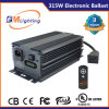 UL Approved 315W CMH Grow Light Electronic Ballast for Hydroponics