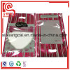 Customized Three Side Seal Ziplock Aluminum Plastic Food Bag