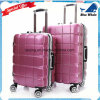 Trolley Rolling Luggage Aluminum Frame Universal Wheels Lattice Suitcase 20/24