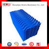 Square Counter Flow Cooling Tower S Wave PVC Filling