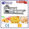 Twin Screw Extruder Food Snacks Machine