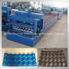 Glazed Metal Roof Tile Installation Machine