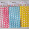 Mix Color Polka DOT Paper Straw for All Occasion