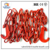 G80 Shipping Bind Load Cargo Lashing Chain with C Hook