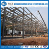 Hot Galvanized Steel Structure Prefabricated Frame Warehouse