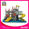 Caesar Castle Series 2018 Latest Outdoor/Indoor Playground Equipment, Plastic Slide, Amusement Park GS TUV (KC-011)