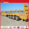 Lowbed Cargo Truck Flatbed for Semi Trailer