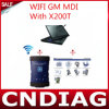 High Quality WiFi Gm Mdi Tech3 Tech 3 Multiple Diagnostic Interface with X200t Laptop Full Set Ready to Use