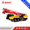 Sany Stc500 50 Tons 2010 Year Second Hand Used Truck Mounted Crane with Euro III