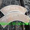 Steel Plate Cutting on CNC Machining