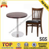 Strong Steel Round Cafe Restaurant Dining Tables