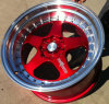 High Quality Replica Aluminum Alloy Car Wheels 14-18 Inch