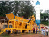Automatic Cement Bathching Plant Mobile Concrete Batching Plant (YHZS25, YHZS50)