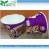 Custom Logo Printed Disposable Paper Bowl for Fast Food