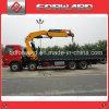 Folding Arm Truck Mounted Crane Knuckle Boom Crane