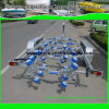 Manufacturer and Factory Supply Galvanized Steel Heavy Duty 6.5m Yacht /Boat Trailer (BCT0107)