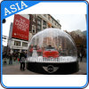 Inflatable Snow Globe for Car Exhibition
