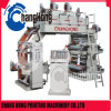CE 4 Color Plastic Flexo Printing Machine (CH804-1000F)