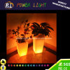 Modern Fashion Illuminated Decorative LED Plant Pot