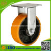 Heavy Duty Industrial Fixed Caster Trolley Wheel