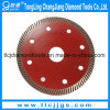 Hot Pressed Turbo Saw Blade for Masonry Cutting