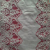 Latest 100%Nylon Lace Fabric for Dresses