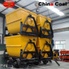 China Coal Group Kfu1.0-6 Bucket Dumping Mine Car