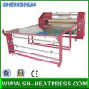 Rotary Heat Transfer Press Machine for Roll Fabric Printing