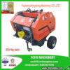 Farm Tractor Driven Mini Round Hay Baler with High Working Efficiency