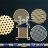 Galvanized/Stainless Steel Perforated Metal Screen (round, square, rectangle, diamond, elliptical hole etc)