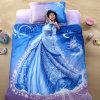 Wholesale 3D Bedding Set with Disperse Printed Polyester Fabric