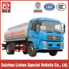 LHD 170HP Carbon Steel Oil Tank Truck