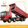 Used Sinotruk HOWO 12tyres 8X4 Dump Truck Tipper with Good Condition for African Market