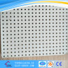 Sound Absorption Perforated Gypsum Board/ Plasterboard/Drywall Board