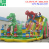 2015 Commercial Amusement, Giant Inflatable Slide for Sale (BJ-AT78)