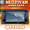 Witson DVD Radio for Volkswagen Multivan (W2-D9200V)