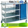 BV Factory Detachable Customized Dressing Trolley with Brakes