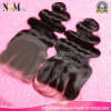 100% Most Popular Products 7A Brazilian Human Hair Swiss Lace Closure 4X4inch