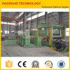 Steel Sheet Leveling and Cutting Machine